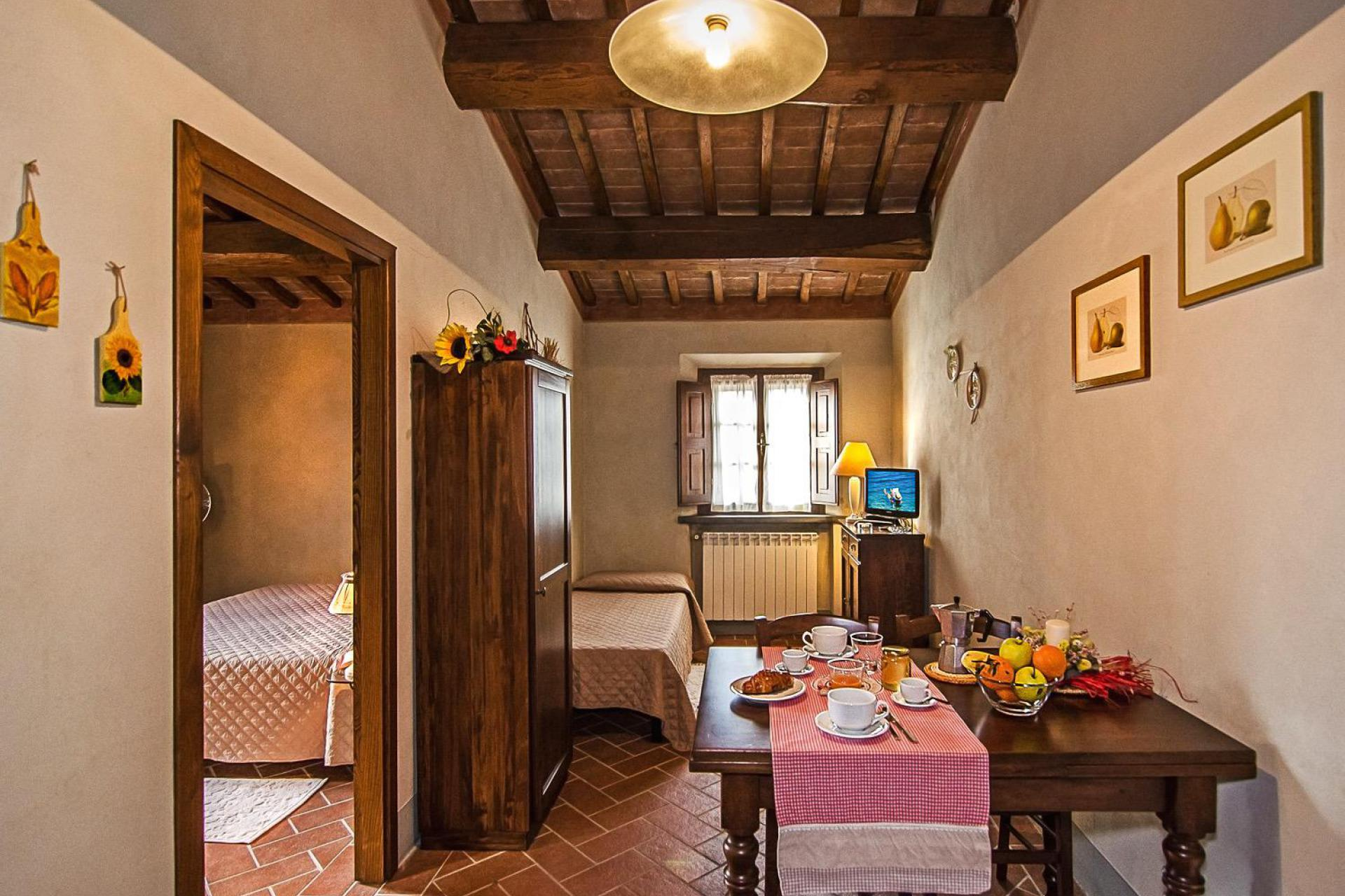 Agriturismo Tuscany Agriturismo with panoramic pool in Tuscany