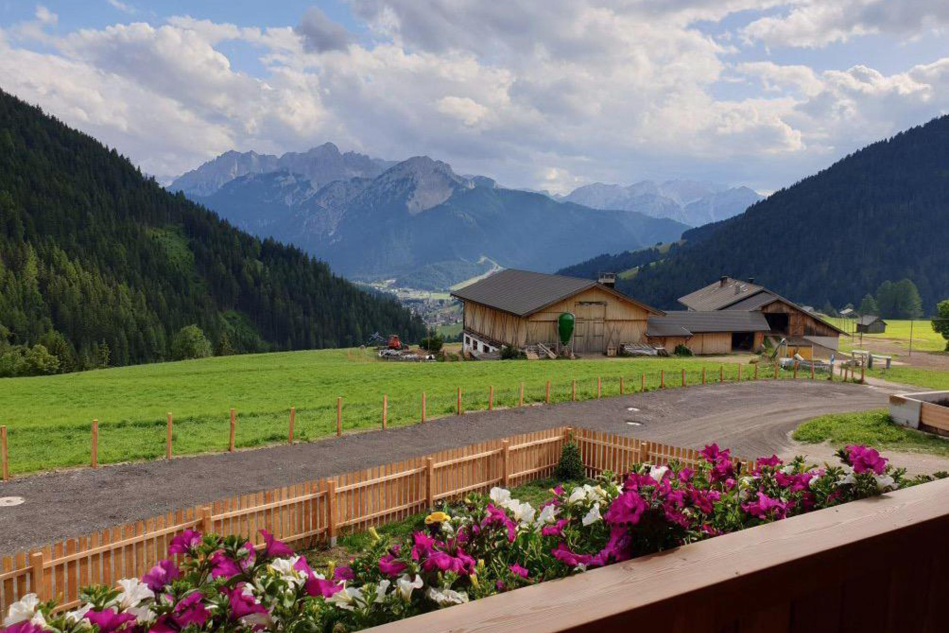 Agriturismo Dolomites Apartments in a friendly farmhouse in the Dolomites