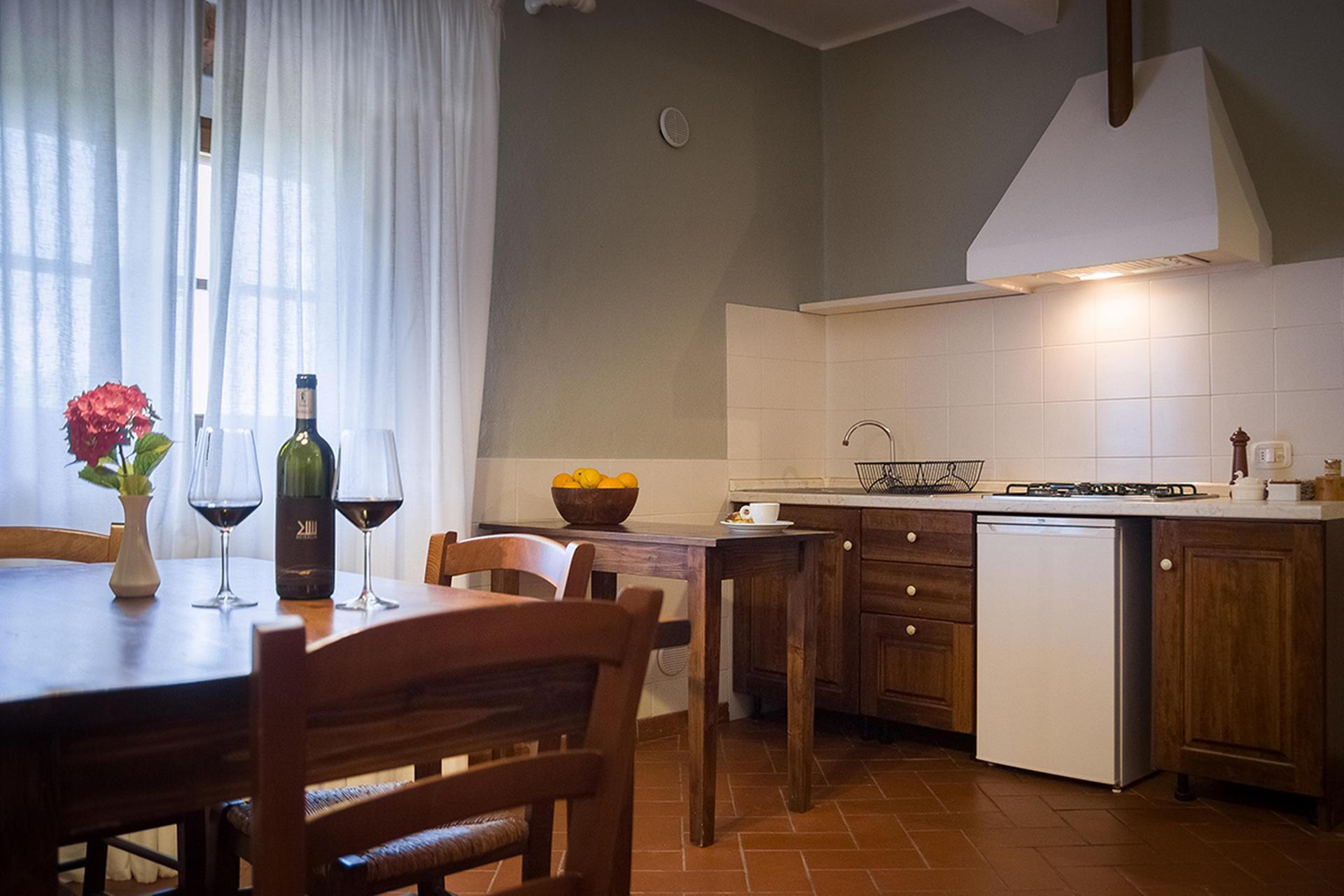 Agriturismo Tuscany Quietly situated agriturismo in Tuscany with friendly owners