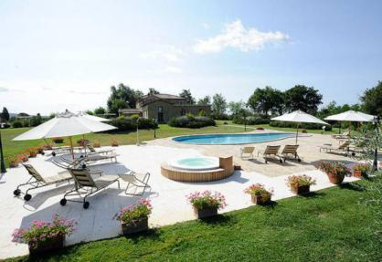 Rural and quietly located agriturismo in Tuscany