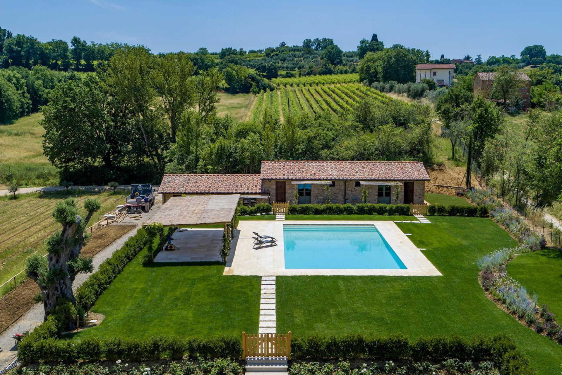 Small jewel in Tuscany