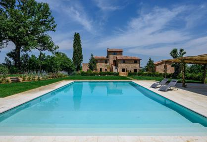 Ideal agriturismo in Tuscany to relax