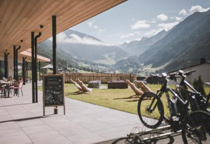 Luxury agriturismo in the Dolomites with spa and bistrot